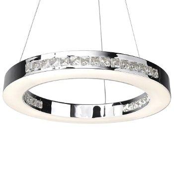 Affluence LED Ring Pendant