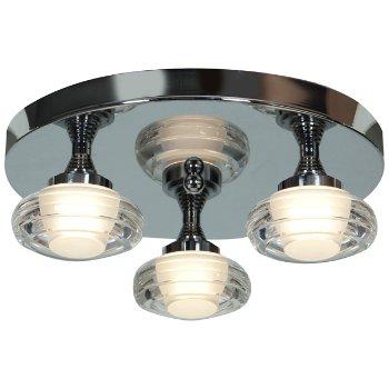 Optix LED Flushmount