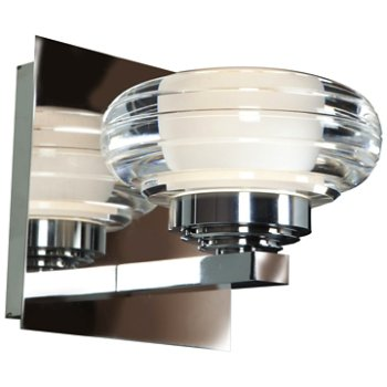 Optix LED Bath Wall Sconce