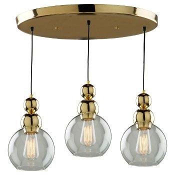 Etobicoke Multi Light Pendant