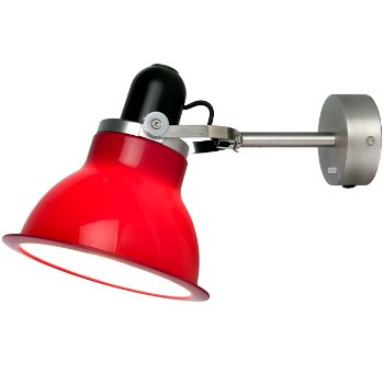 Type 1228 Wall Light (Carmine Red) - OPEN BOX RETURN
