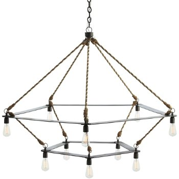 MacIntyre Two-Tier Chandelier