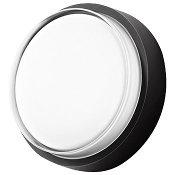 Impact Resistant LED Ceiling/Wall Light-3534/3535