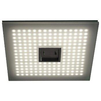 Grid LED Flushmount (Aluminum/4000K) - OPEN BOX RETURN