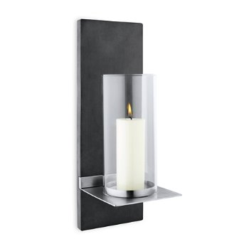 finca wall candle holder by blomus at. Black Bedroom Furniture Sets. Home Design Ideas