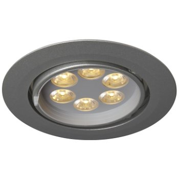 Ledra G6 Recessed LED Gimbal Light