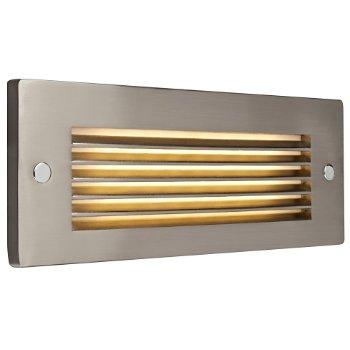 Horizontal Louver LED Step Light