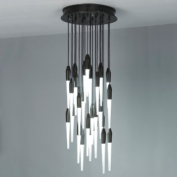 Icicle LED Multi-Light Pendant