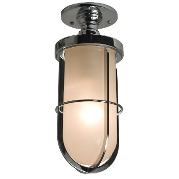 Weatherproof Ship's Well Ceiling Light