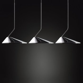 Non La Linear Multi-Light LED Pendant