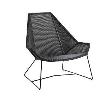 breeze highback chair by cane line at. Black Bedroom Furniture Sets. Home Design Ideas