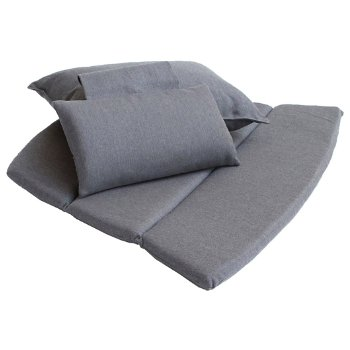 Breeze Lounge Chair Cushion Set By Cane Line At Lumens Com