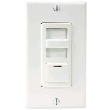 Slide Light Wall Control w/LED Switch
