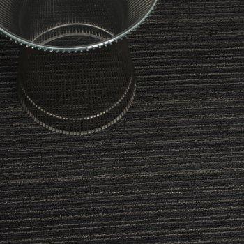 Skinny Stripe Shag Runner (Steel) - OPEN BOX RETURN
