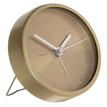Trusty Alarm Clock - Gold