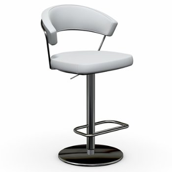 New York Adjustable Barstool