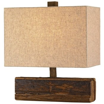 Structure Table Lamp (Natural Linen) - OPEN BOX RETURN