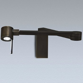 Manhattan Swingarm LED Wall Sconce