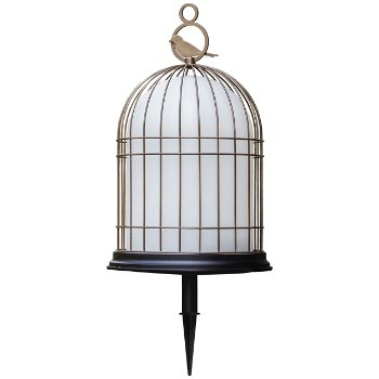 Freedom Birdcage Outdoor Light Ground Plate Accessory