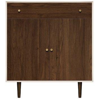 MiMo 1 Drawer over 2 Door Dresser
