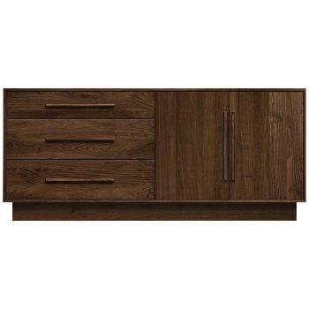 Moduluxe 29-Inch 3 Drawer/2 Door Dresser