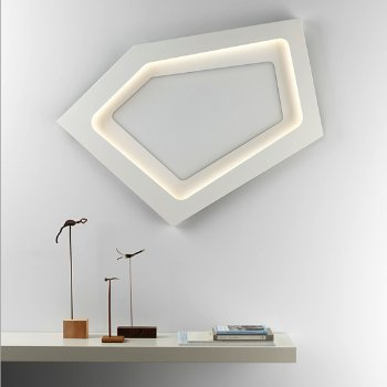 Nura LED Wall/Ceiling Light