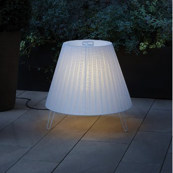 Sasha Plus Outdoor Floor Lamp