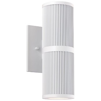 Silo LED Dual Outdoor Wall Sconce