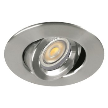 "ECO 2 LED 4"" Round Adjustable Trim"