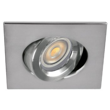 "ECO 2 LED 4"" Square Adjustable Trim"