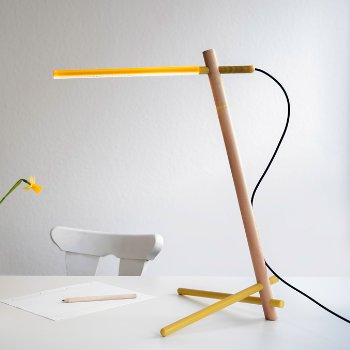 Structo LED Table Lamp
