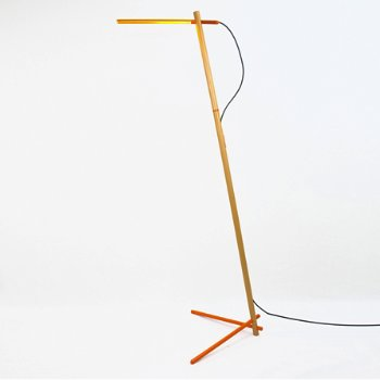 Structo LED Floor Lamp