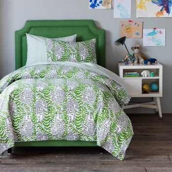 Tiger Duvet Set