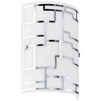 Bayman Geometric Wall Sconce