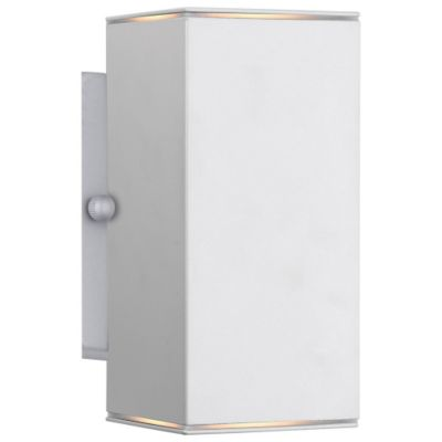 Outdoor Wall Sconce Downlight : Tabo 1 88101A Up/Downlight Outdoor Wall Sconce by Eglo at Lumens.com