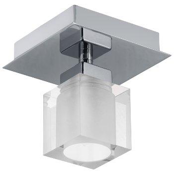 Bantry Square Semi-Flushmount