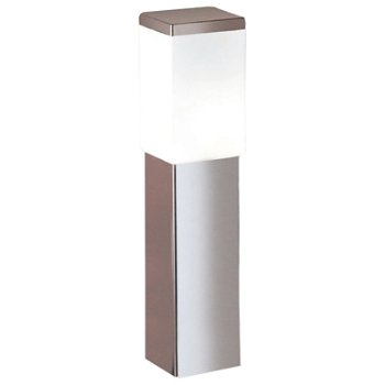 Calgary Post Lamp (Stainless Steel/Small) - OPEN BOX RETURN