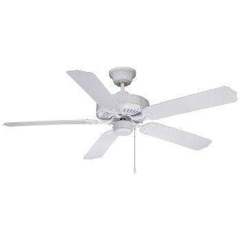 All-Weather Outdoor Ceiling Fan (White) - OPEN BOX RETURN