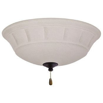 Grande White Mist LED Light Fixture