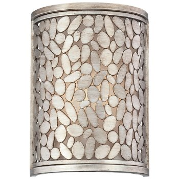 Amano Wall Sconce (Silver) - OPEN BOX RETURN