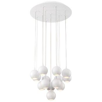 Patruno Round LED Multi-Light Pendant
