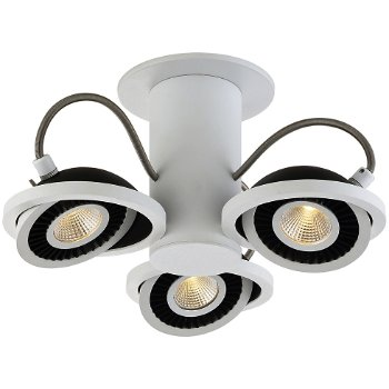 Vision LED Triple Mount System