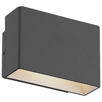 Vello LED Outdoor Wall Sconce