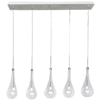 Larmes LED Linear Suspension