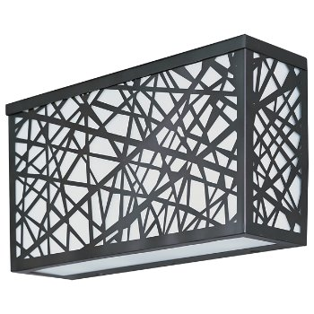 Inca LED Horizontal Outdoor Wall Sconce