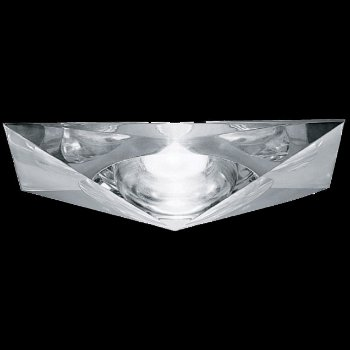 Faretti Cheope Recessed (Crystal/Remodel/LED) - OPEN BOX