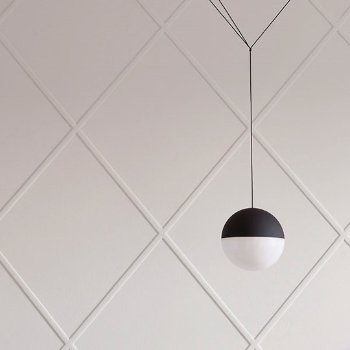 String Round LED Pendant