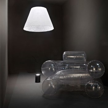 Shade LED Floor Lamp