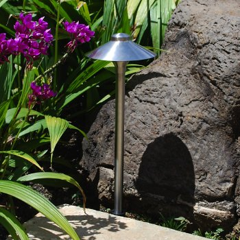 Adjustable Hub Stainless Steel China Hat Area Light