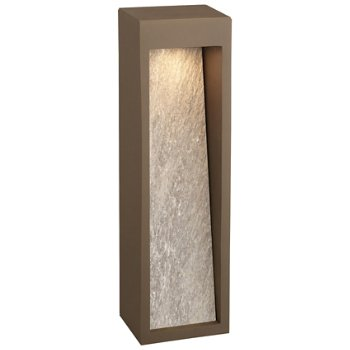 Starbeam Outdoor Wall Sconce (Bronze/Large) - OPEN BOX